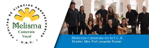 Melisma - Camerata de la FCA