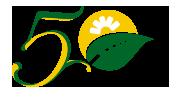 Logo Cincuentenario FCA - UNC