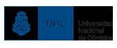 Logo Universidad Nacional de Córdoba