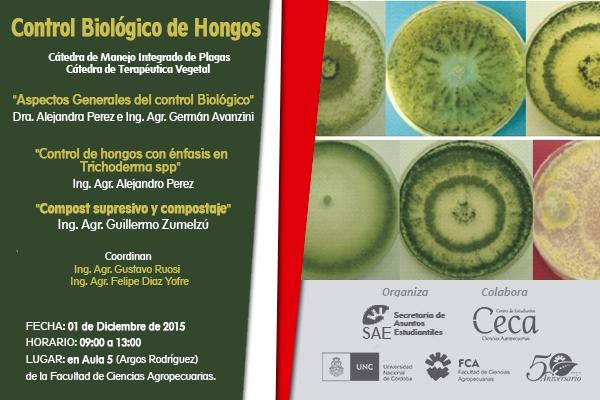 Control Biológico de Hongos