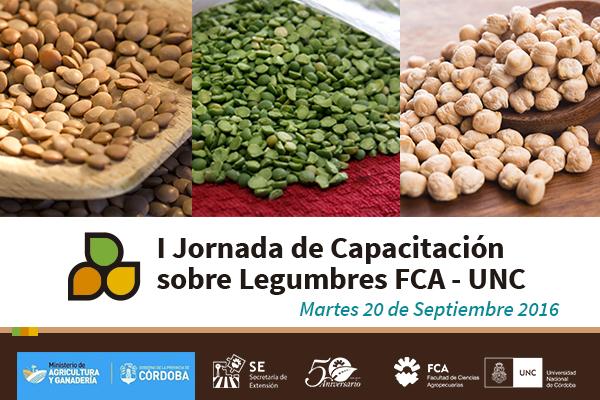 I Jornada de Capacitación sobre legumbres