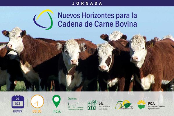 Curso: Nuevos horizontes para la cadena de carne bovina