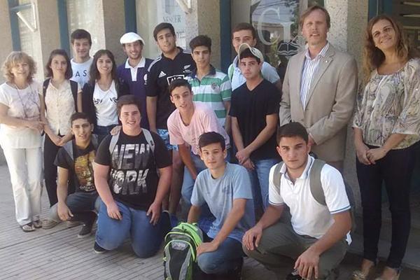 También comenzaron las actividades en Marcos Juárez