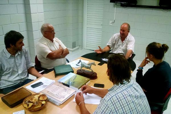 La FCA-UNC y Claas Argentina siguen apostando al trabajo conjunto