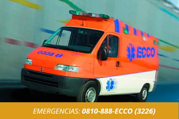 Nuevo número telefónico ante una emergencia médica