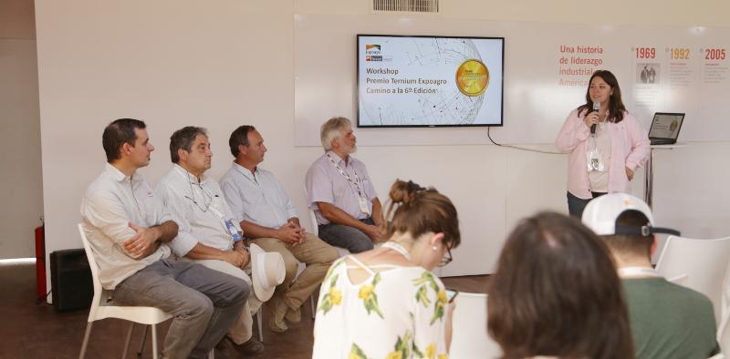 """Sexta edición del premio """"Ternium Expoagro a la Innovación Agroindustrial"""""""