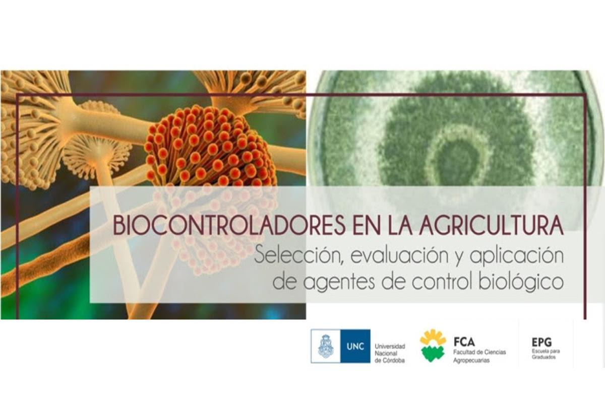 Curso de Posgrado: Biocontroladores en la Agricultura