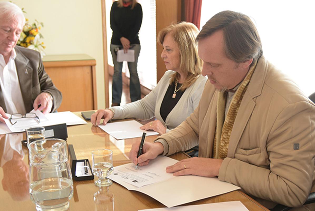 Acuerdo de cooperación entre la FCA y la Universidad Tecnológica de Pereira
