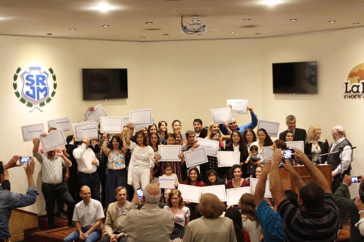 Se entregaron los certificados de la Diplomatura en Agroturismo
