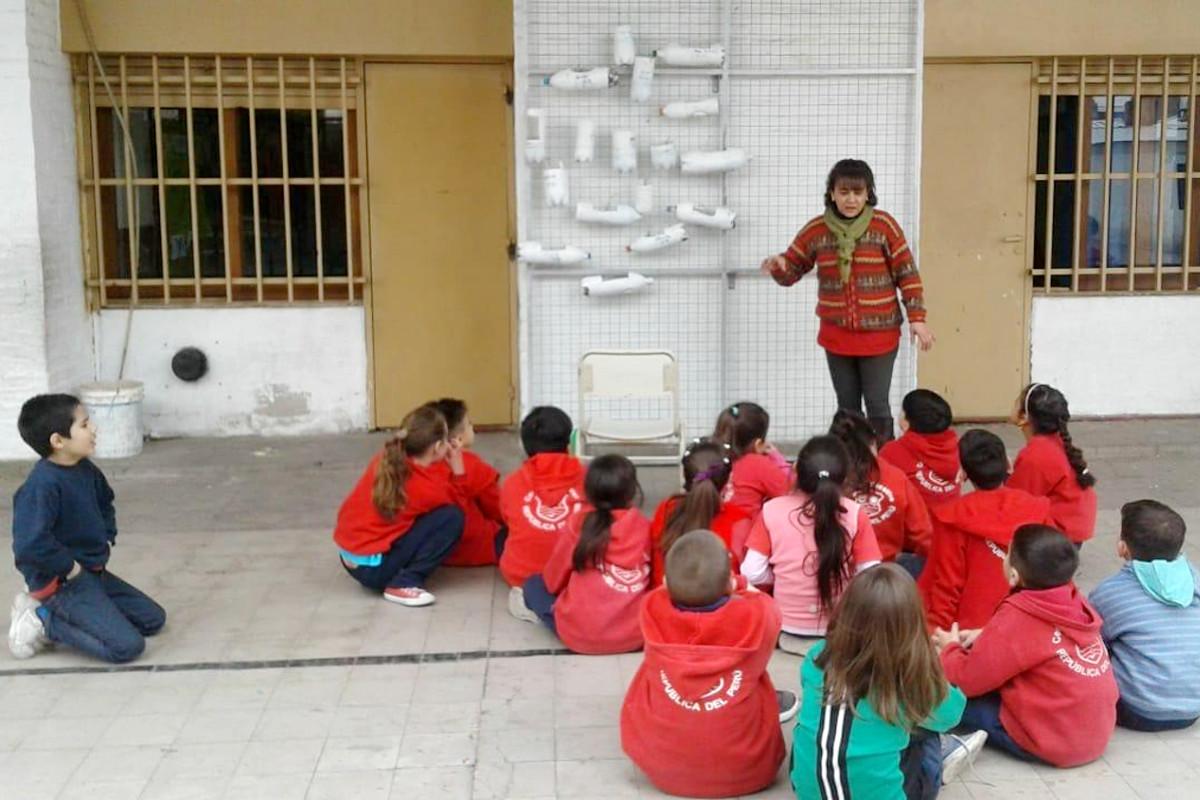 "Convocatoria a estudiantes para participar del proyecto ""Huerta y Amistad Social"""