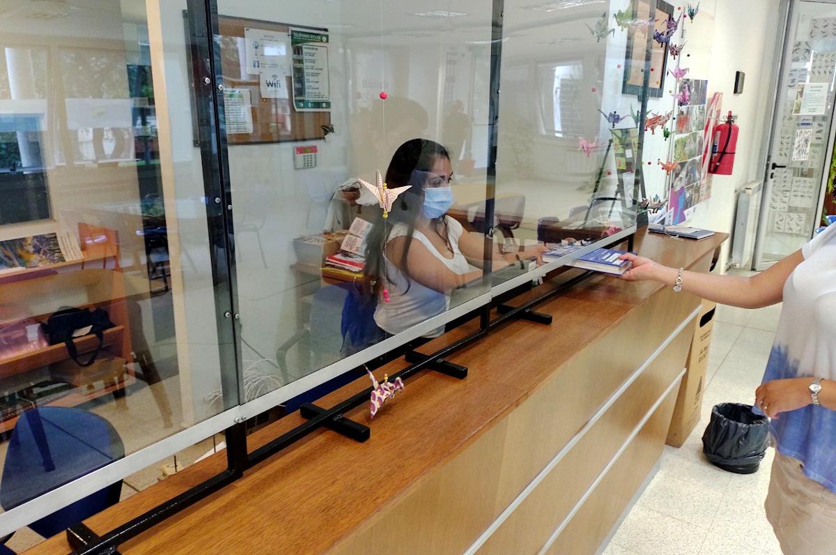 La Biblioteca de la FCA atiende de lunes a viernes