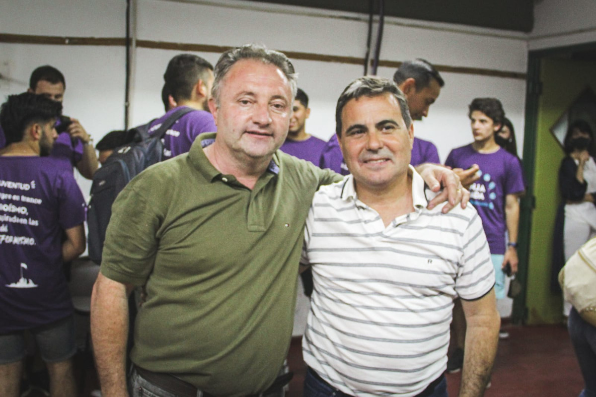 Jorge Dutto y Ariel Rampoldi, elegidos Decano y Vice de la FCA-UNC