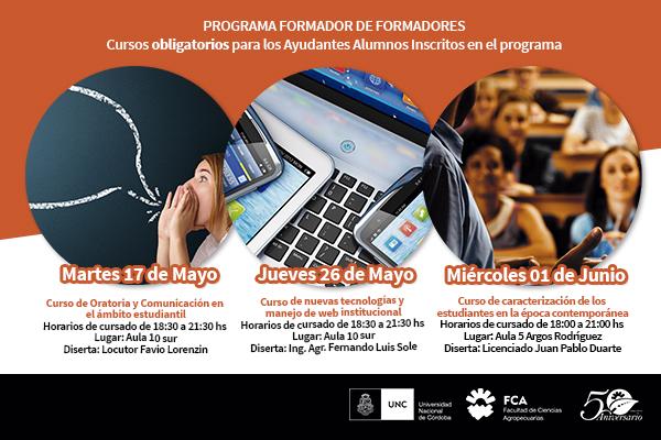 PROGRAMA FORMADOR DE FORMADORES