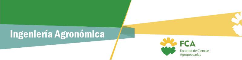 Ingenieria Agronomica FCA